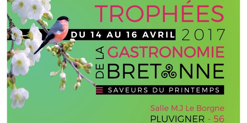 Trophées de la gastronomie bretonne 2017